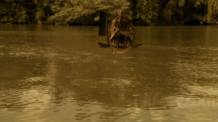 scene Piranha nude