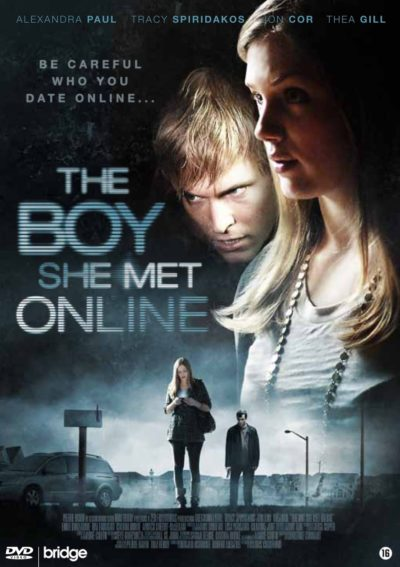 THE BOY SHE MET ONLINE